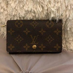 Louis Vuitton Porte Monnair wallet